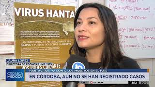 Confirman muerte por Hantavirus en Gualeguaychú: ya son 12 muertes por el brote
