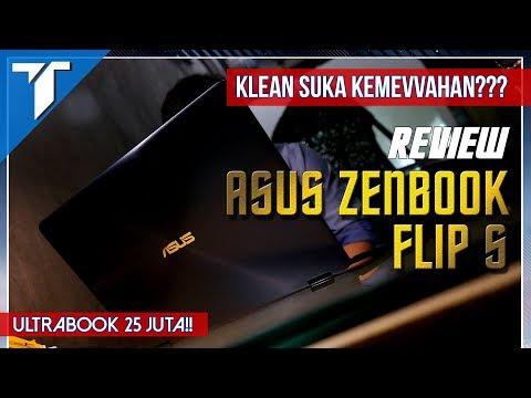 Asus Zenbook Flip S Review: Kalian Suka Kemevvahan???