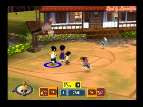 Backyard Basketball 2007 ... (PS2) - Backyard Basketball 2007 (PS2) - YouTube