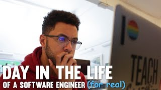 Day In The Life Of A Software Engineer