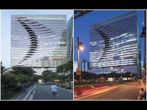 City Center Tower  | CAZA | Manila, Metro Manila, Philippines | HD