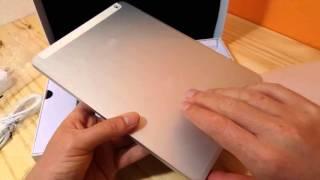 Teclast X98 Plus Unboxing Atom X5 Z8300 with 4GB Ram