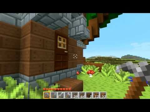 Adventure Time Tree House in Minecraft [with download]