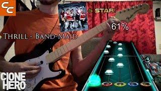 Thrill ( スリル ) - BAND-MAID (Clone Hero) 6 STAR
