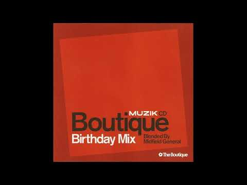 Midfield General – Boutique Birthday Mix (Muzik Magazine Mar 2001)