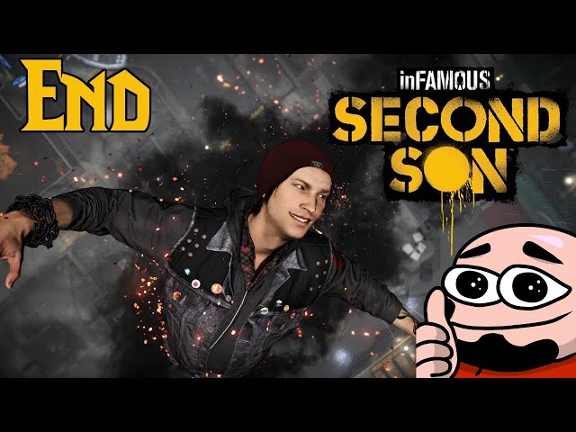 Infamous: Second Son | Finale | Redemption | Two Crazy Gamers