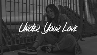 Gambar cover Dean Lewis - Under Your Love (Lyrics)