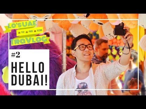 Lo's UAE Travlog: Goodbye Abu Dhabi, hello Dubai!