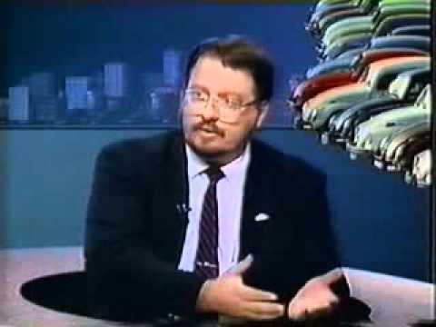 Reportagem sobre a volta do fusca 1993.