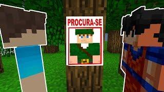PROCURA-SE ROBIN HOOD !! - MINECRAFT