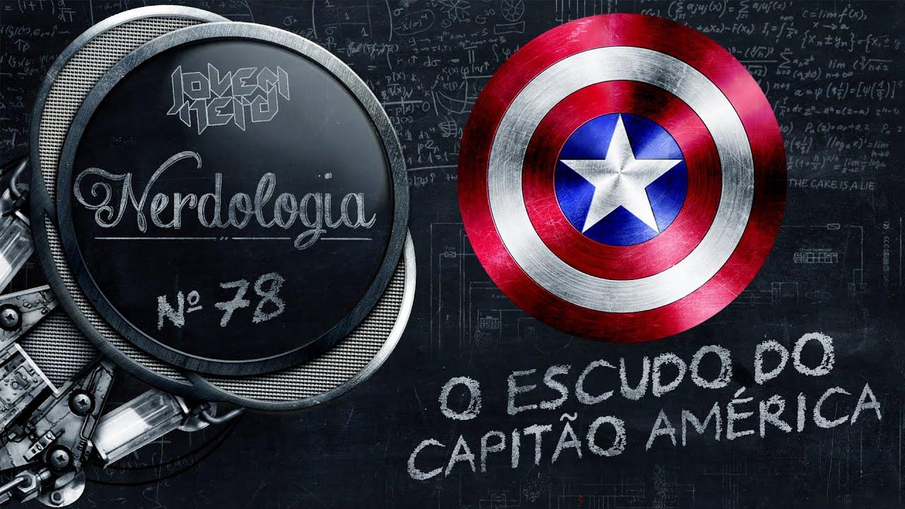 Extremamente O Escudo do Capitão América | Nerdologia - YouTube DY33