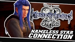 🤔SAIX IS THE ONE LOOKING THE NAMELESS STAR?!🤨 | Kingdom Hearts 3 ReMind Dlc - (Theory)