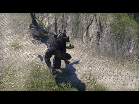 The Great Indrik Hunt Achievement, Werewolf Behemoth Sigil Momento - March of Sacrifices