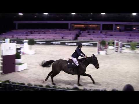 Louise Bernaz & Uveha Des Bois - Longines Masters Paris 2016