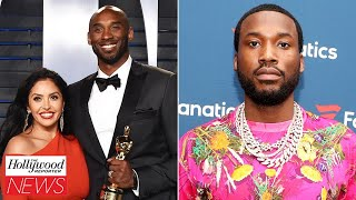 "Vanessa Bryant Calls Out <b>Meek Mill</b> For ""Extremely Insensitive ..."