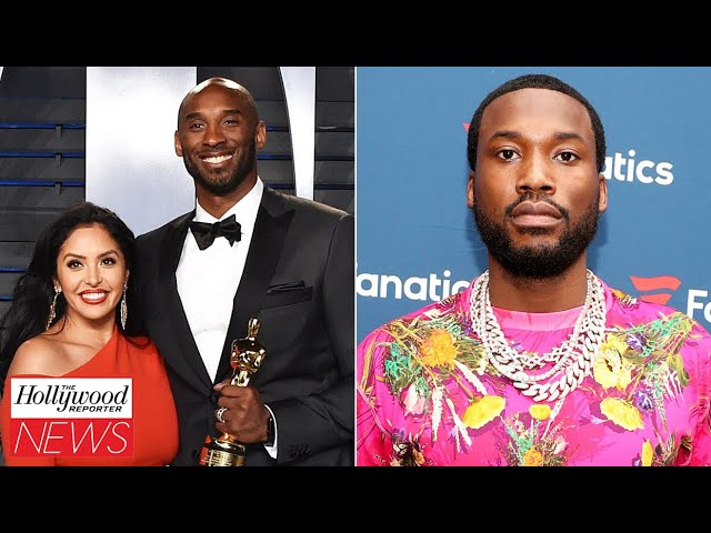 Vanessa Bryant Calls Out Meek Mill For