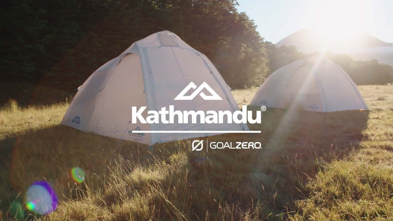 Designing the Quest Tent. Kathmandu & Designing the Quest Tent - YouTube