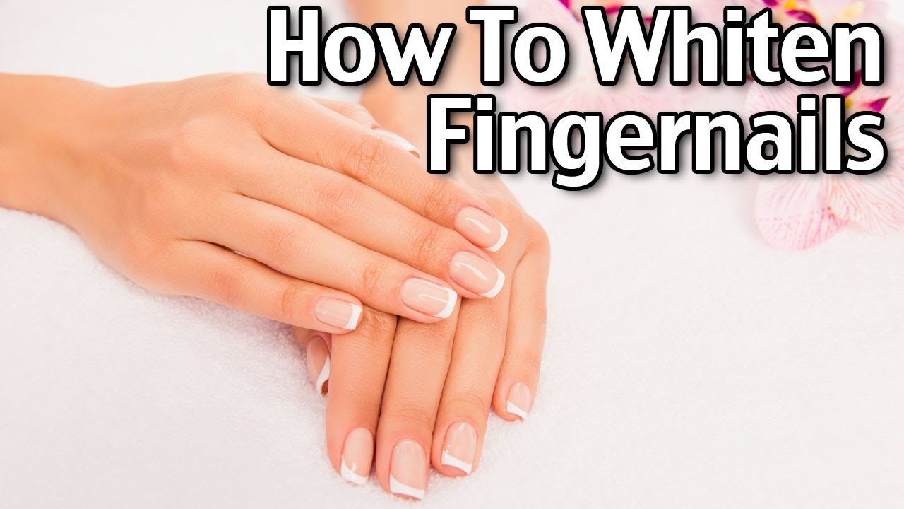 Nail Whitenails Howtowhitennails