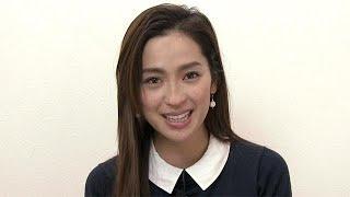 高校時代、チアリーディング部で活躍した人気モデルの中村アンさん。「...