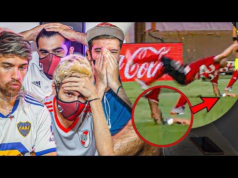 Reacciones de Amigos | Platense vs River | Copa de la Liga 2021