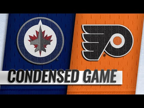 01/28/19 Condensed Game: Jets @ Flyers