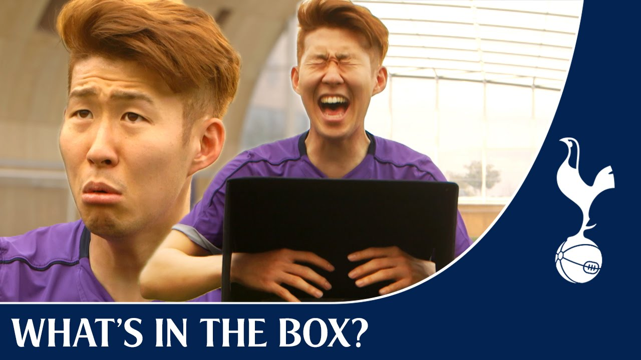 What 39 s in the box ft heung min son youtube for Son heung min squadre attuali