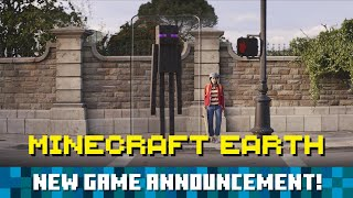 Minecraft Earth: Official Reveal Trailer