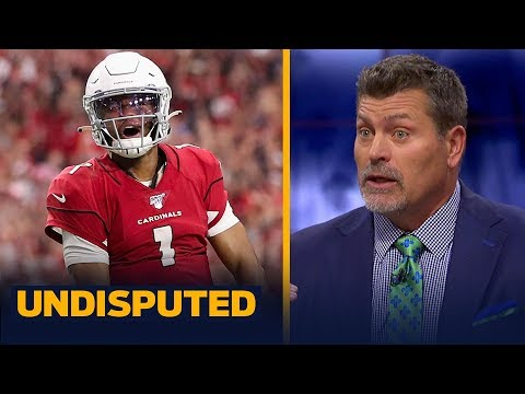 Mark Schlereth was impressed by how well Kyler Murray rebounded from bad start | NFL | UNDISPUTED