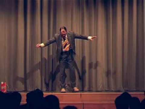 Comedy-Jonglage-Show