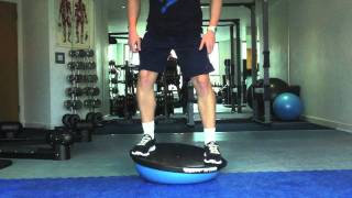 Snowboard Fitness Training with Personal Trainer Stephen Tongue