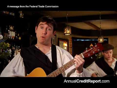 FTC's credit report site