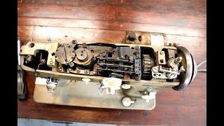 Vintage PFAFF Sewing Machine Repair - Forme Industrious
