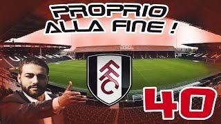 FIFA 15 - Carriera Allenatore - EP. 40 - PROPRIO ALLA FINE!