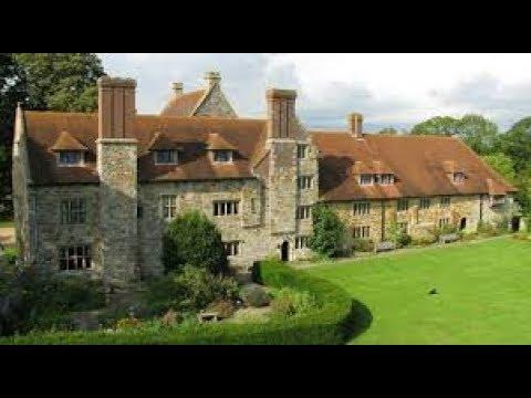 Exploring Michelham Priory's Haunted House (Sussex)