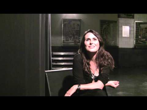 Sharon den Adel (Within Temptation) - interview @Linea Rock