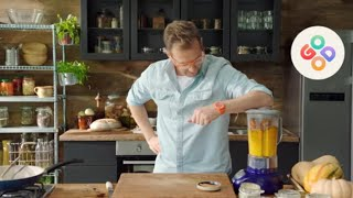 Aromatyczna pasta dyniowa to idealny przepis na jesień! [Z gruntu zdrowo]