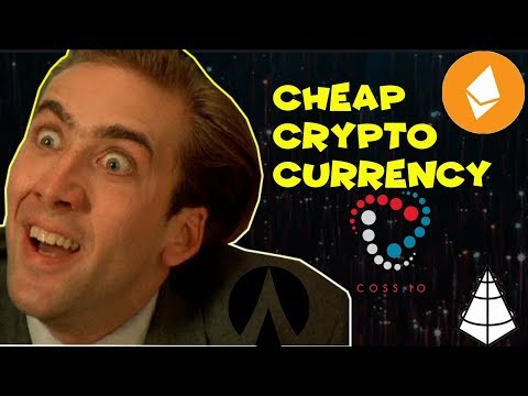 CHEAPEST Undervalued Cryptocurrency | Coss Coin,Walton Chain, eBTC, Chain Link, Salt, Loopring
