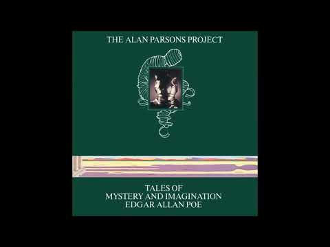 The Alan Parsons Project - Tales Of Mystery And Imagination (Full Album 1976)