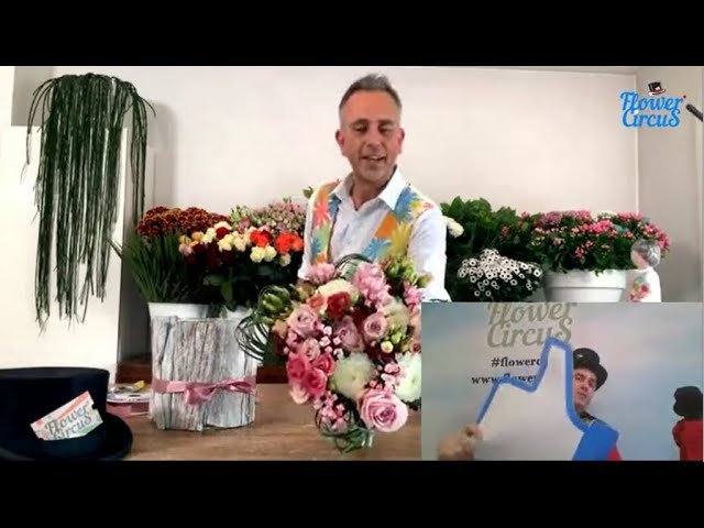 Online Flower Show with Mark Frank |  | Flower Circus, 13+
