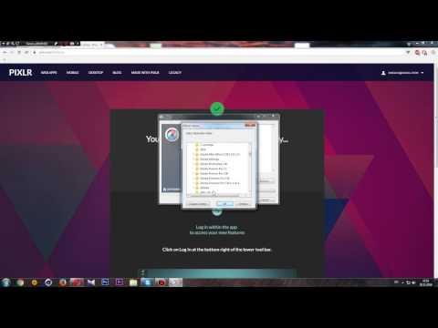 Как скачать PIXLR/Программа похожая на Фотошоп