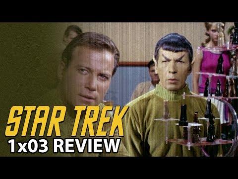 Star Trek The Original Series Season 1 Episode 3 'Where No Man Has Gone Before' Review