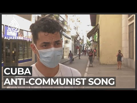 Cuba music: Anti-communist song goes viral