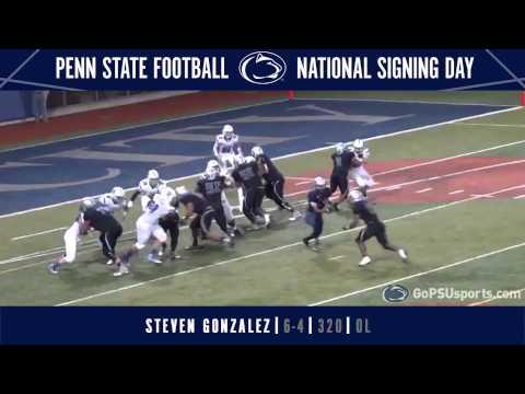 2015 Signing Class Highlights - Steven Gonzalez