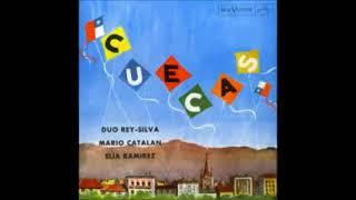 Dúo Rey-Silva con Mario Catalán y Elia Ramírez - 08 Cochero pare