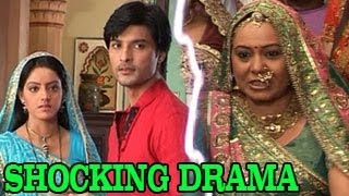 Sooraj SUPPORTS Sandhya & SHOCKING DRAMA in Diya Aur Baati Hum 20th June 2013 FULL EPISODE