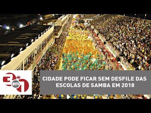 Crise No RJ: Cidade Pode Ficar Sem Desfile Das Escolas De Samba Em 2018