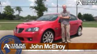 2009 Pontiac G8 GXP - Road Test