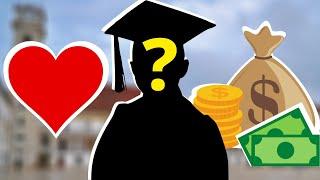 Como escolher o curso da faculdade?    Tudo o que gostava que me tivessem contado