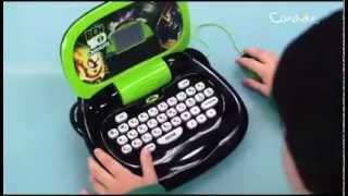 Laptop e Tablet Ben 10 Omniverse - Candide Brinquedos