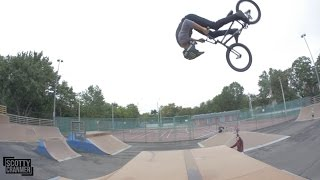 SCOTTY CRANMER WORLD'S FIRST!